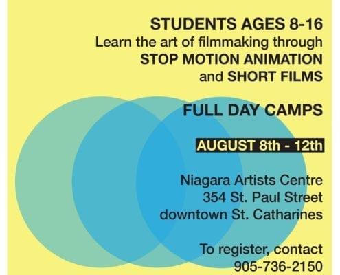 Summer Media Camp 2016